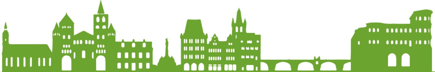 Stadtsilhouette Trier